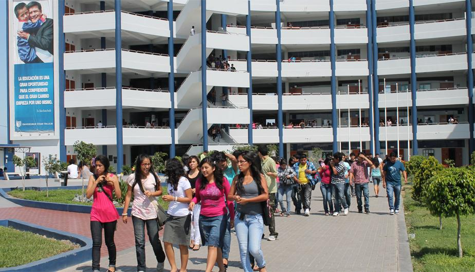 Simulacro de examen de admisión Universidad César Vallejo