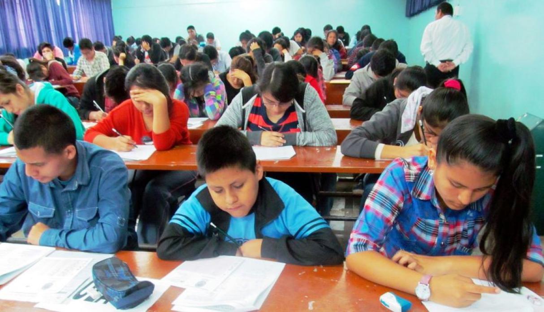 Simulacro de examen de admisión Universidad Nacional del Callao