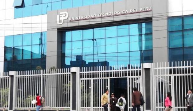 Simulacro de examen de admisión Universidad Tecnológica del Perú