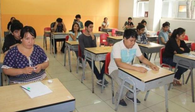 Simulacro de examen de admisión Universidad Federico Villarreal